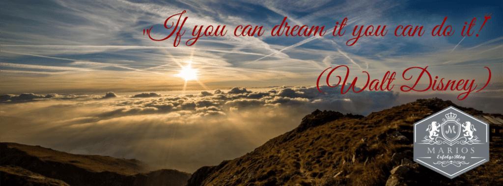 Traum leben